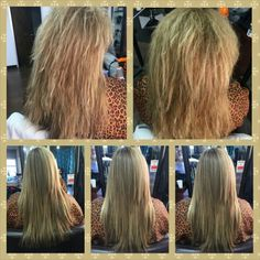 Now thats what you call Smooth, Keratin Smooth Beth's Hair looking awsome after #Keratin #Smoothing Treatment with Saghar @keratincomplex  @sweisinc #frizzyhair #Blowdry #Blowout #blowbar #curlingiron #flatiron #curls #style #Fashion