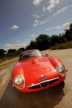 1965 Alfa Romeo Giulia TZ :: lotlinx