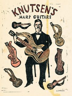 Harp Guitars