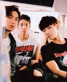 Seventeen ~ Mingyu, DK, & Wonwoo
