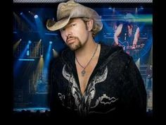 Toby Keith ~ I Love This Bar