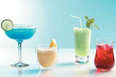 Summer Drink Recipes ~ One of the keys to a good summer party is keeping the glasses full! So try these summer drink recipes—including mixed drinks, tropical alcoholic drinks, ice tea, lemonade, fruit sangria recipes and more—for beverages your guests will love.  Click for all the recipes!