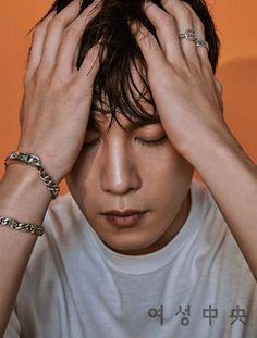 Park Ki Woong Shows Two Faces For August Women's Central | Couch Kimchi