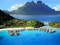 Bora Bora honeymoon-ideas