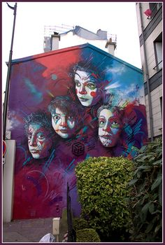 Paris - C215 (Christian Guemy) | Flickr - Photo Sharing!