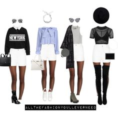 White short with tights 2 by allthefashionyoulleverneed on Polyvore featuring мода, H&M, Topshop, Boohoo, Wolford, River Island, New Look, Dorothy Perkins, Monki and Nine West