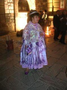 Acabo de compartir la foto de Sergio Reyna que representa a: Atuendo andino
