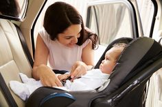 Child car seats - keeping children safe