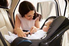 Child car seats - keeping children safe
