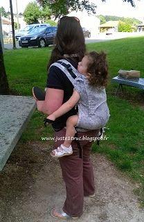Porte-bébé Babycarrier Fusion de Fidella