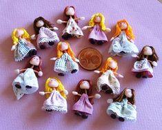 AligraDolls: Mini-muñecas de trapos