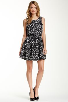 Sleeveless Popover Dress by Want & Need on @nordstrom_rack