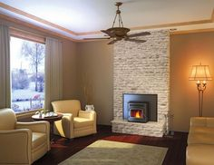 Pellet Stove Inserts Chicago | Pellet Stove Inserts North Shore | Fireplaces Plus