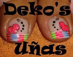 Pies Acrylic Nail Art, Toe Nail Art, Toe Nails, Baby Nails, Pedicure Nails, Pretty Toes, Nail Designs, Projects To Try, Tips