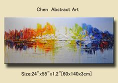 Original Acrylic Abstract painting ABSTRACT by xiangwuchen on Etsy