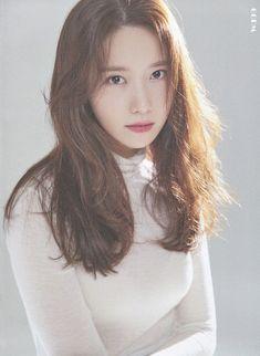 Yuri, Korean Girl, Asian Girl, Girl's Generation, Instyle Magazine, Cosmopolitan Magazine, Yoona Snsd, All American Girl, A4 Poster