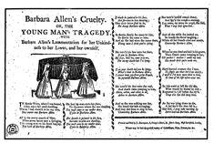 Lyrics to Barbara Allen