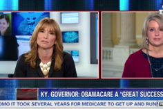 Confronted With Example Of Obamacare Success, GOP Rep Freaks Out - Renee Ellmers (poor misguided, brain-dead woman)