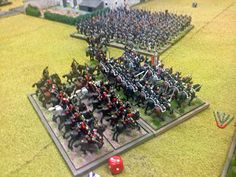 A blog about wargames. Mostly miniature wargames. Focusing on 'Hordes of the Things'.