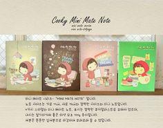 Cookie Mini Mate Notebook