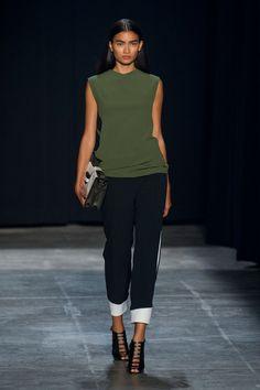 Narciso Rodriguez at New York Fashion Week Spring 2013 - StyleBistro