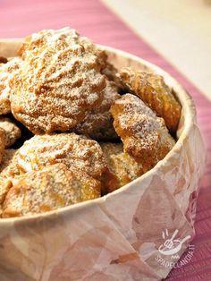 Biscuits amor polenta - Veramente facili questi Biscotti amor di polenta che hanno tutto il sapore dei dolci di una volta: semplici, gustosi, intramontabili!