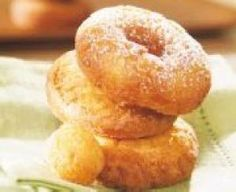 donuts made with potatoes Beignets, Sweet Recipes, Cake Recipes, Recipe For Mom, Learn To Cook, Sweet And Salty, Desert Recipes, Smoothie Recipes, Deserts