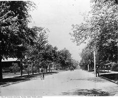 A leisurely ride Jarvis Street, 1903 Street Look, Montreal, Vintage Photos, Toronto, 1960s, Past, Skyline, History, City