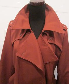 Vintage All Weather Trench Coat by MISSVINTAGE5000 on Etsy