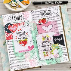 Heather Greenwood | Family and Passion - Illustrated Faith