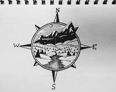 Résultats de recherche d'images pour «forest tattoo»