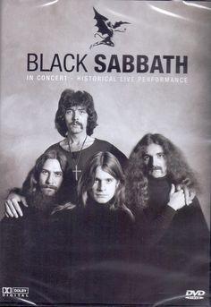 """Black Sabbath, nunca alguém tinha tocado do jeito que esses rapazes fizeram, isso garantiu a eles o título de uma das maiores bandas de heavy metal do planeta. Neste DVD você vai ver o começo de tudo e entender o porquê de sua importância até hoje no cenário rock n' roll. Faixas 1. """"Paranoid"""" 2.…"""