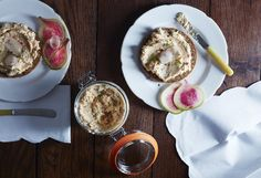 Smoked trout and dill pâté from Nourish by Jane Clarke