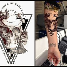 Hip - Dark - Sketch Tattoo Design Needed! Réalisé par Idet87