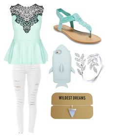 """""""Untitled #124"""" by momo2 ❤ liked on Polyvore featuring Frame Denim, City Chic, STELLA McCARTNEY and Wet Seal"""