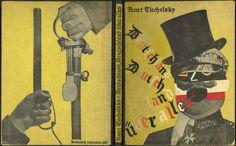 John Heartfield, cover of Kurt Tucholsky, Deutschland,...