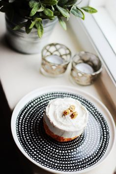 Raw coconut & carrot cake  http://themomentsoflaura.blogspot.fi/2014/11/raw-cake-is-always-good-idea.html