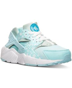 Nike Girls' Huarache Run Running Sneakers from Finish Line Running Sneakers, Running Shoes, Sneakers Nike, Kid Shoes, Girls Shoes, Huarache Run, Nikes Girl, Finish Line, Custom Shoes