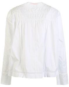 Max Volmary blouse lange mouw wit  Description: Max volmary blouse lange mouw Wit  Price: 64.98  Meer informatie