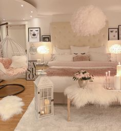 51 Chic Teen Girl Bedroom Ideas To Inspire You Decor Snob - Bed . - 51 Chic Teen Girl Bedroom Ideas To Inspire You Decor Snob – Bedroom ideas – 51 Chic Teen Girl B - Pink Bedroom Decor, Room Design Bedroom, Teen Bedroom Designs, Bedroom Decor For Teen Girls, Room Ideas Bedroom, Teen Girl Bedrooms, Teen Girl Bedding, Bed Room, Bedroom Photos