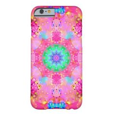 Pink Stars & Bubbles Fractal Pattern Barely There iPhone 6 Case | Fractal Art Gifts - http://www.photographybypixie.com/2015/02/02/pink-stars-bubbles-fractal-pattern-barely-there-iphone-6-case-fractal-art-gifts/ #fractalart #fractal #art #gifts