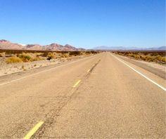 Desert road 500px