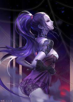 Widowmaker, Overwatch