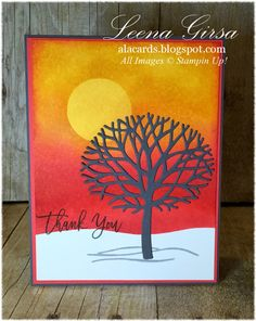 A La Cards: Thoughtful Thanks