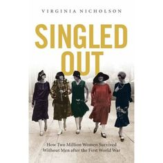 This is a great book about woman having to cope with the loss of men during the war, lots of real and emotional stories.