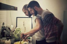 """When we cook for someone who knows how much """"Love"""", that goes into it. We get that warm funny feeling inside."""