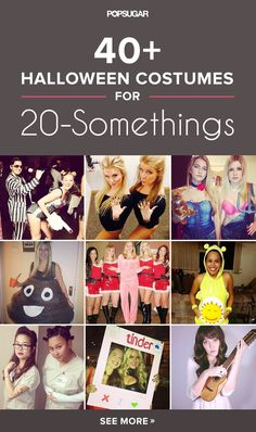 Pin for Later: 56 DIY Halloween Costumes Perfect For 20-Somethings