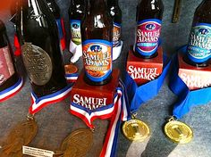 Toured the Sam Adams Brewery back in the spring. Here's the story behind the beer.