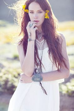 What to wear seniors = Free People  Styling Inspiration – Growing Wild | Free People Blog #freepeople