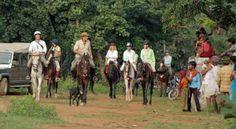 6 out-of-the-ordinary safari experiences - Yahoo Lifestyle India